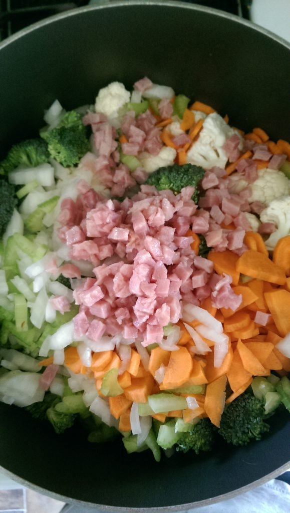 Colorful Vegetable Medley
